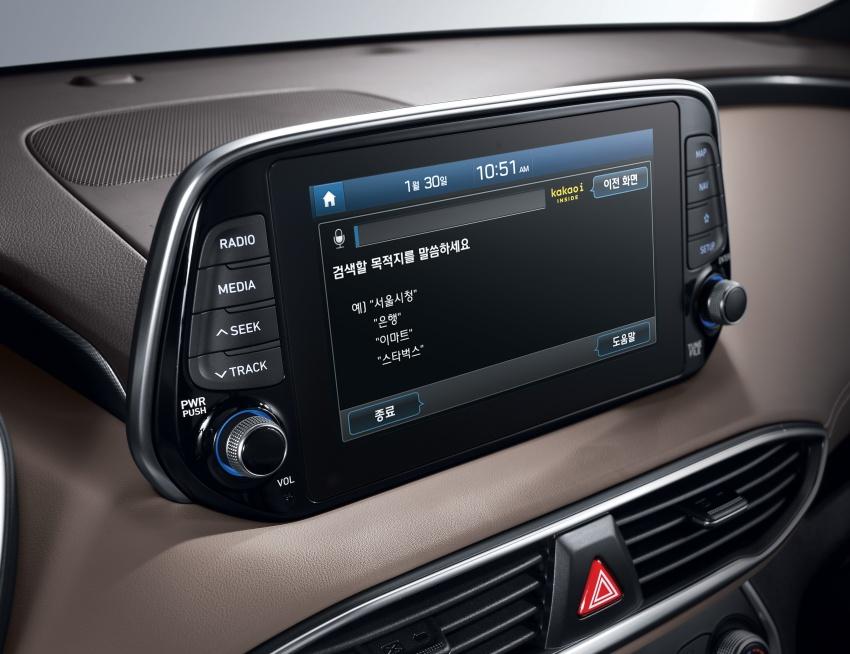 2019 Hyundai Santa Fe – 4th-gen SUV debuts in Korea with 2.0 turbo petrol, 2.2 turbodiesel and 8-speed auto Image #781832