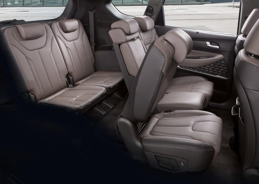 2019 Hyundai Santa Fe – 4th-gen SUV debuts in Korea with 2.0 turbo petrol, 2.2 turbodiesel and 8-speed auto Image #781837