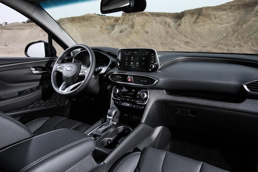 2019 Hyundai Santa Fe – 4th-gen SUV debuts in Korea with 2.0 turbo petrol, 2.2 turbodiesel and 8-speed auto Image #781845