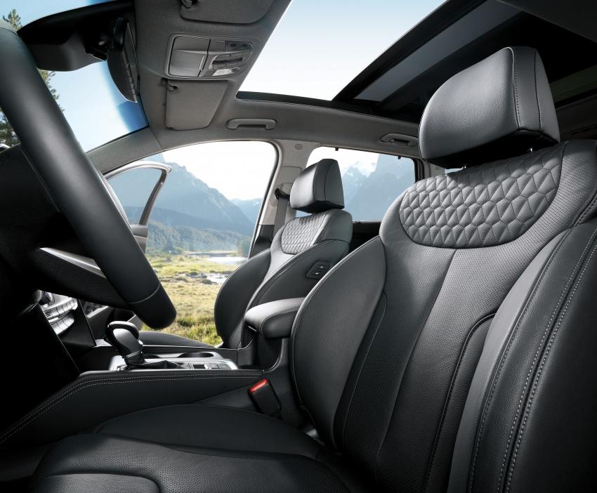 2019 Hyundai Santa Fe – 4th-gen SUV debuts in Korea with 2.0 turbo petrol, 2.2 turbodiesel and 8-speed auto Image #781848