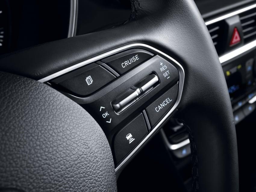 2019 Hyundai Santa Fe – 4th-gen SUV debuts in Korea with 2.0 turbo petrol, 2.2 turbodiesel and 8-speed auto Image #781854