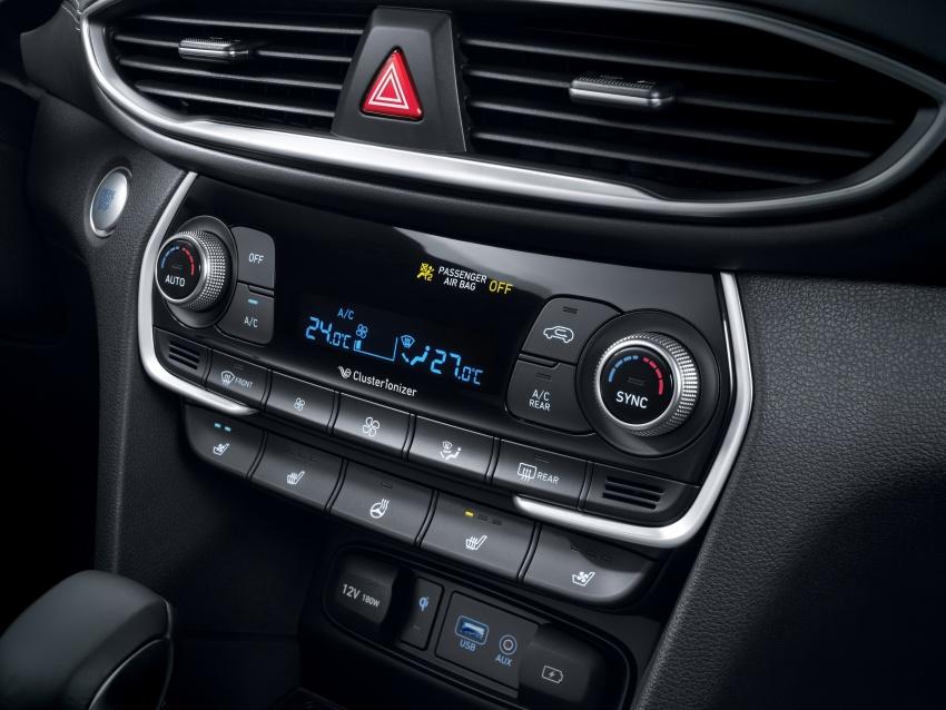 2019 Hyundai Santa Fe – 4th-gen SUV debuts in Korea with 2.0 turbo petrol, 2.2 turbodiesel and 8-speed auto Image #781870