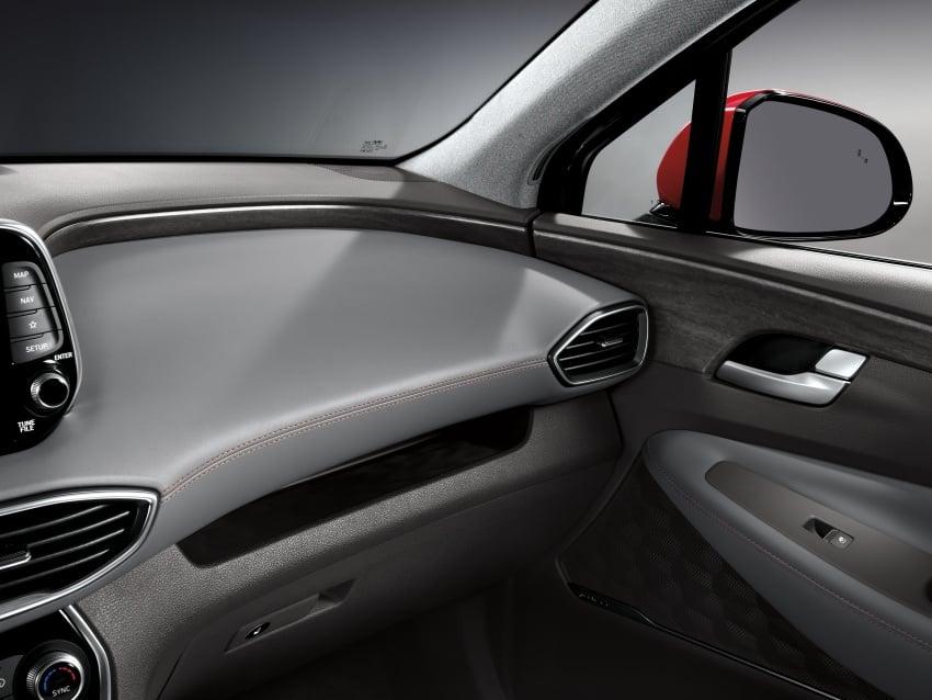2019 Hyundai Santa Fe – 4th-gen SUV debuts in Korea with 2.0 turbo petrol, 2.2 turbodiesel and 8-speed auto Image #781887