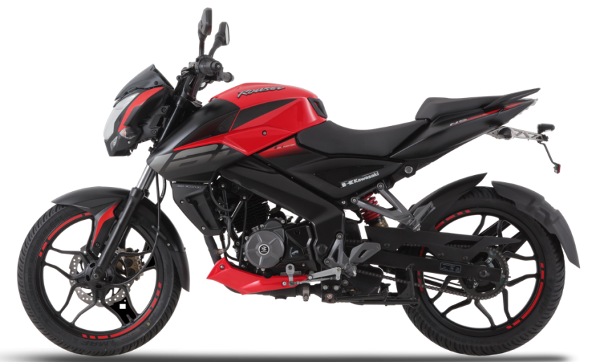 2018 Kawasaki Rouser NS160 in Philippines, RM6,340 Image #780628