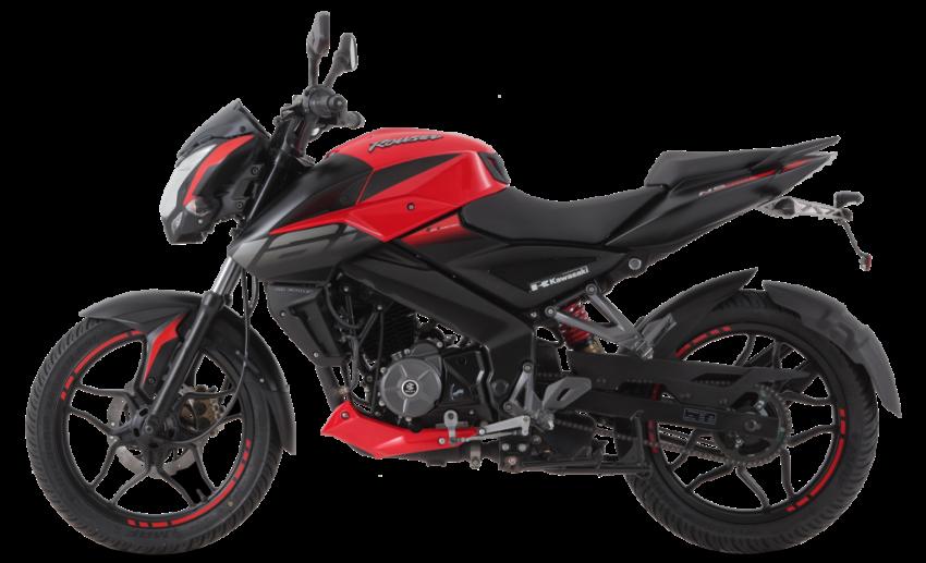 Kawasaki Rouser 160 dilancar di Filipina – RM6k, 160 cc, guna rangka sama seperti Modenas Pulsar NS200 Image #780645