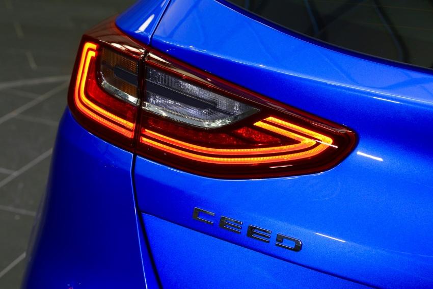 Kia Ceed didedah menjelang Geneva Motor Show – terima gaya, nama baharu dan lebih banyak teknologi Image #779891