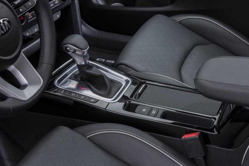 Kia Ceed didedah menjelang Geneva Motor Show – terima gaya, nama baharu dan lebih banyak teknologi Image #780095