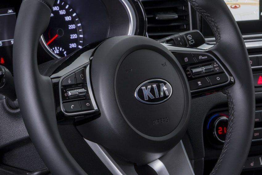 Kia Ceed revealed ahead of Geneva Motor Show – third-gen model gets new styling, name, more tech Image #779668