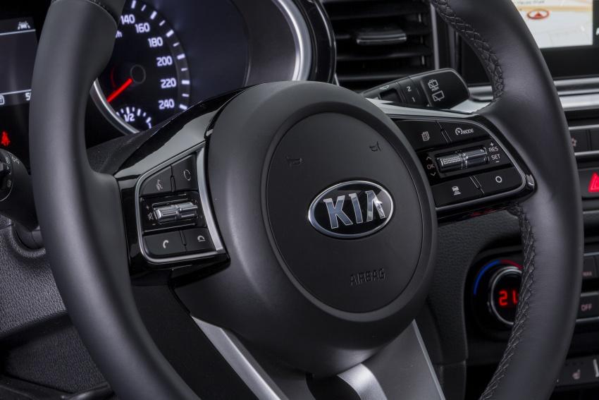 Kia Ceed didedah menjelang Geneva Motor Show – terima gaya, nama baharu dan lebih banyak teknologi Image #780096