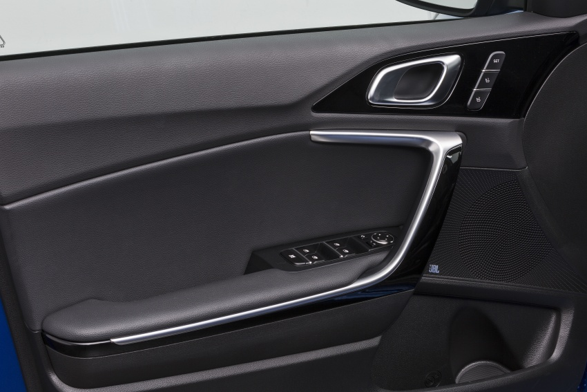 Kia Ceed didedah menjelang Geneva Motor Show – terima gaya, nama baharu dan lebih banyak teknologi Image #780102