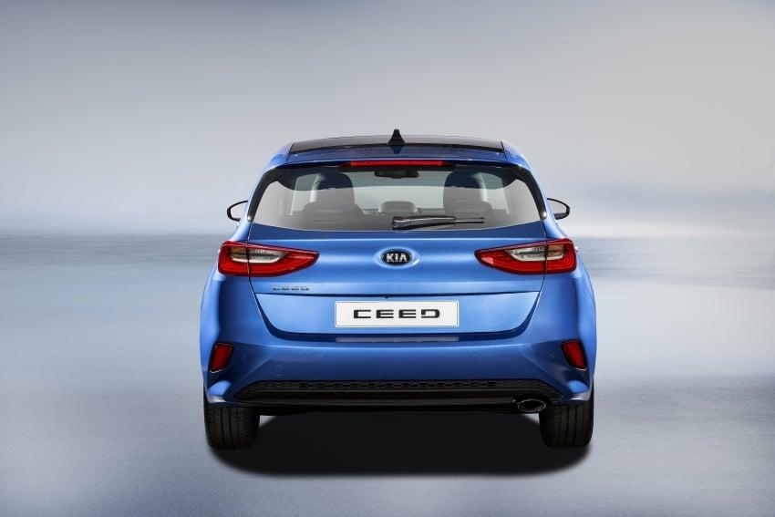 Kia Ceed didedah menjelang Geneva Motor Show – terima gaya, nama baharu dan lebih banyak teknologi Image #780115