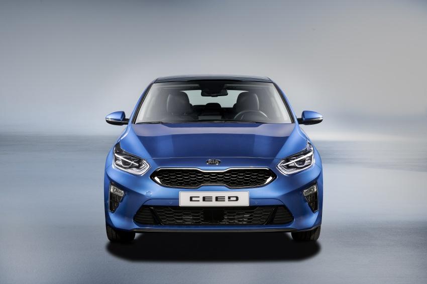 Kia Ceed didedah menjelang Geneva Motor Show – terima gaya, nama baharu dan lebih banyak teknologi Image #780117