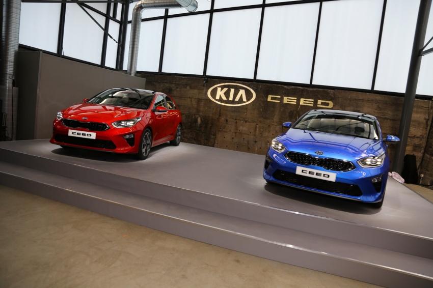 Kia Ceed didedah menjelang Geneva Motor Show – terima gaya, nama baharu dan lebih banyak teknologi Image #780125