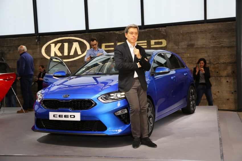 Kia Ceed revealed ahead of Geneva Motor Show – third-gen model gets new styling, name, more tech Image #779690