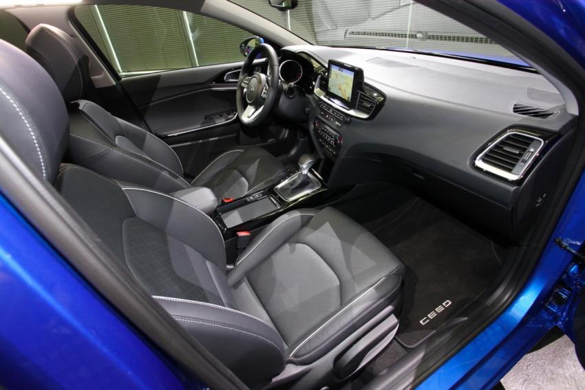 Kia Ceed didedah menjelang Geneva Motor Show – terima gaya, nama baharu dan lebih banyak teknologi Image #780130