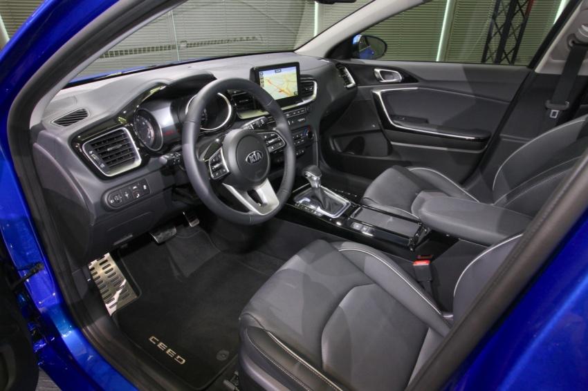 Kia Ceed didedah menjelang Geneva Motor Show – terima gaya, nama baharu dan lebih banyak teknologi Image #780134