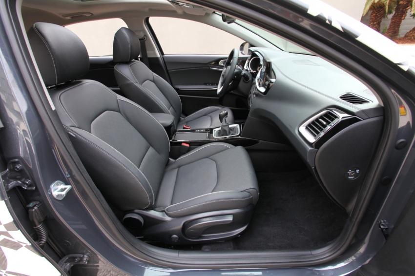 Kia Ceed didedah menjelang Geneva Motor Show – terima gaya, nama baharu dan lebih banyak teknologi Image #780135