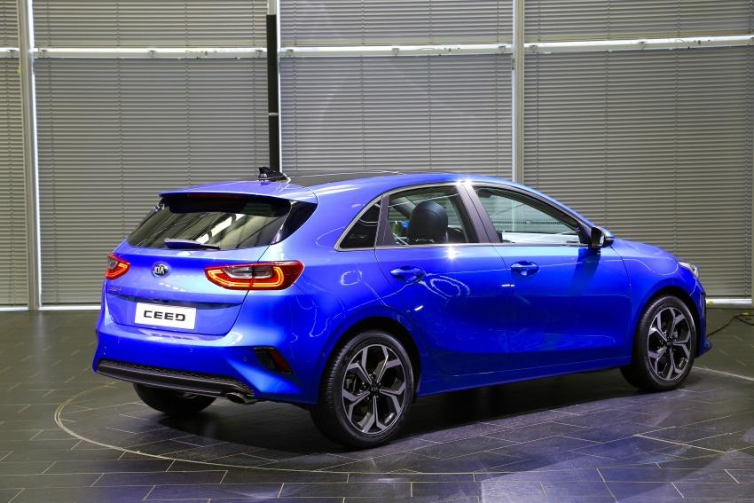 Kia Ceed didedah menjelang Geneva Motor Show – terima gaya, nama baharu dan lebih banyak teknologi Image #779901