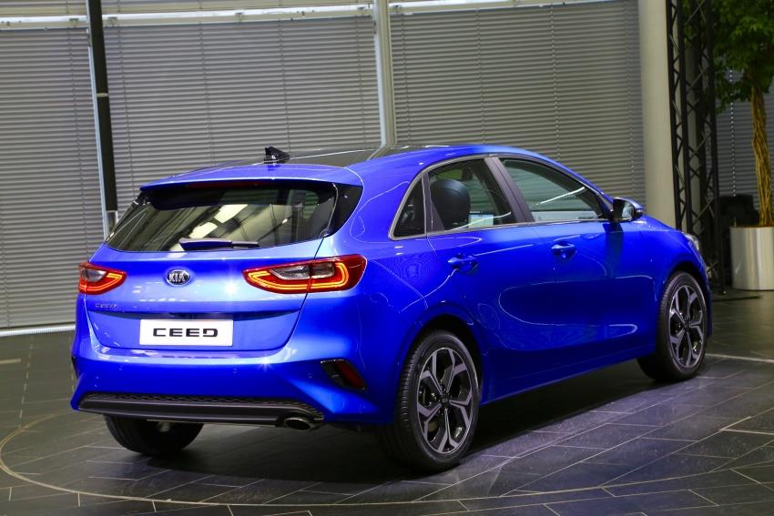 Kia Ceed didedah menjelang Geneva Motor Show – terima gaya, nama baharu dan lebih banyak teknologi Image #779903