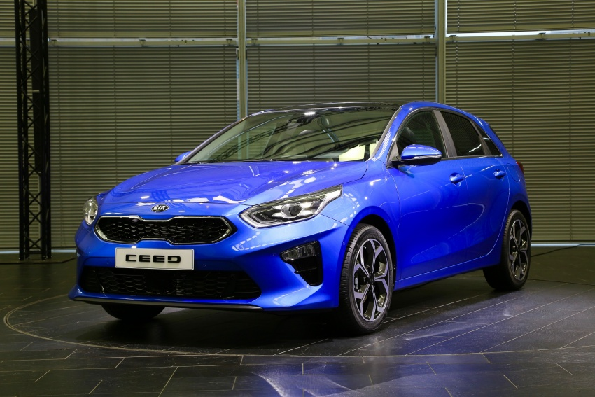 Kia Ceed didedah menjelang Geneva Motor Show – terima gaya, nama baharu dan lebih banyak teknologi Image #779877