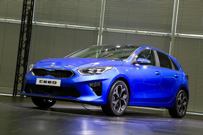 Kia Ceed didedah menjelang Geneva Motor Show – terima gaya, nama baharu dan lebih banyak teknologi Image #779918