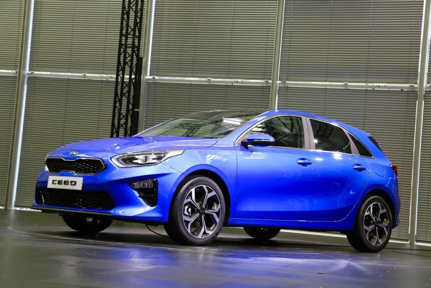 Kia Ceed didedah menjelang Geneva Motor Show – terima gaya, nama baharu dan lebih banyak teknologi Image #779920