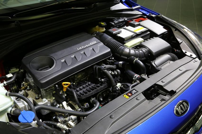 Kia Ceed didedah menjelang Geneva Motor Show – terima gaya, nama baharu dan lebih banyak teknologi Image #779926