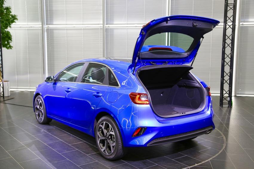 Kia Ceed didedah menjelang Geneva Motor Show – terima gaya, nama baharu dan lebih banyak teknologi Image #779955