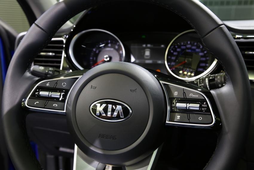 Kia Ceed didedah menjelang Geneva Motor Show – terima gaya, nama baharu dan lebih banyak teknologi Image #779967