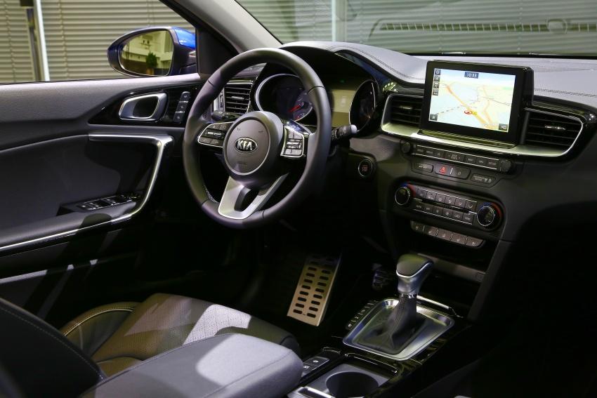 Kia Ceed didedah menjelang Geneva Motor Show – terima gaya, nama baharu dan lebih banyak teknologi Image #779971