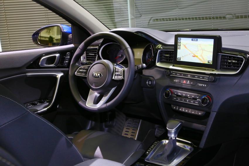 Kia Ceed didedah menjelang Geneva Motor Show – terima gaya, nama baharu dan lebih banyak teknologi Image #779974