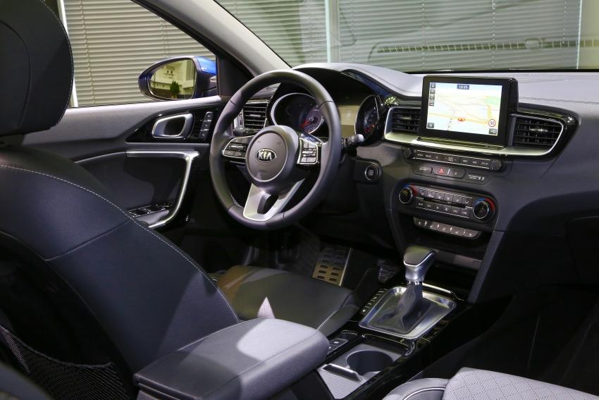 Kia Ceed didedah menjelang Geneva Motor Show – terima gaya, nama baharu dan lebih banyak teknologi Image #779978
