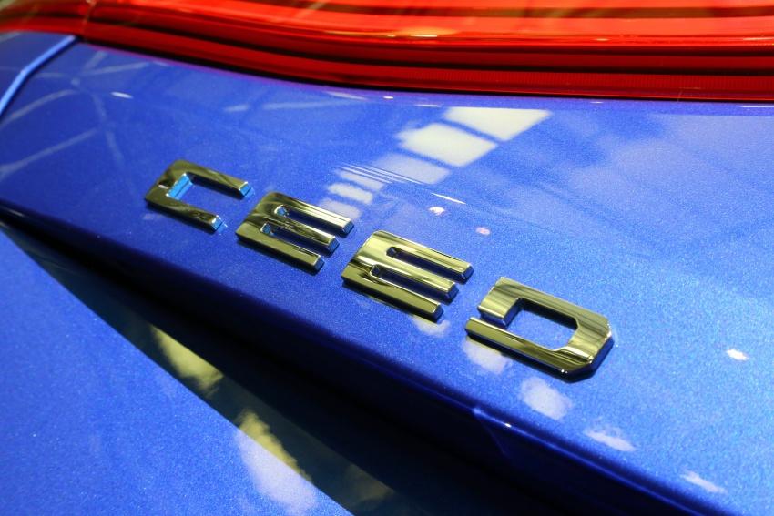 Kia Ceed didedah menjelang Geneva Motor Show – terima gaya, nama baharu dan lebih banyak teknologi Image #779979