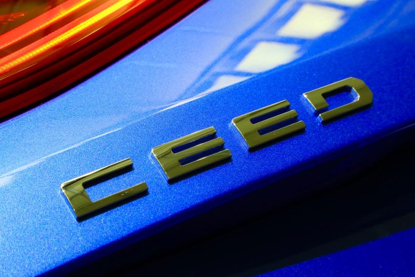 Kia Ceed didedah menjelang Geneva Motor Show – terima gaya, nama baharu dan lebih banyak teknologi Image #779984