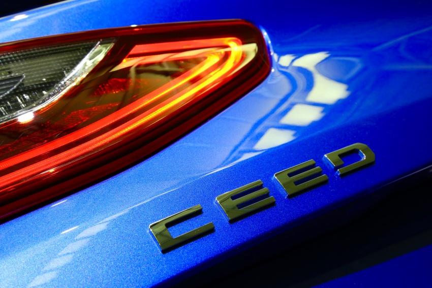Kia Ceed didedah menjelang Geneva Motor Show – terima gaya, nama baharu dan lebih banyak teknologi Image #779985