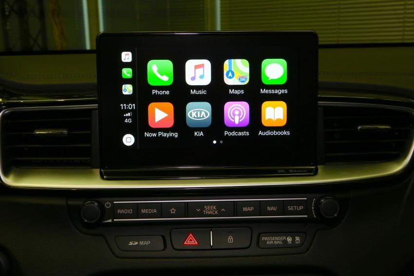 Kia Ceed didedah menjelang Geneva Motor Show – terima gaya, nama baharu dan lebih banyak teknologi Image #780023