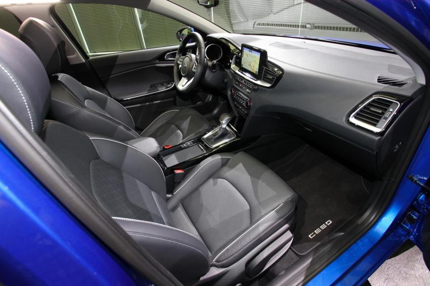 Kia Ceed didedah menjelang Geneva Motor Show – terima gaya, nama baharu dan lebih banyak teknologi Image #780054
