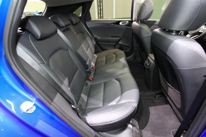 Kia Ceed didedah menjelang Geneva Motor Show – terima gaya, nama baharu dan lebih banyak teknologi Image #780057