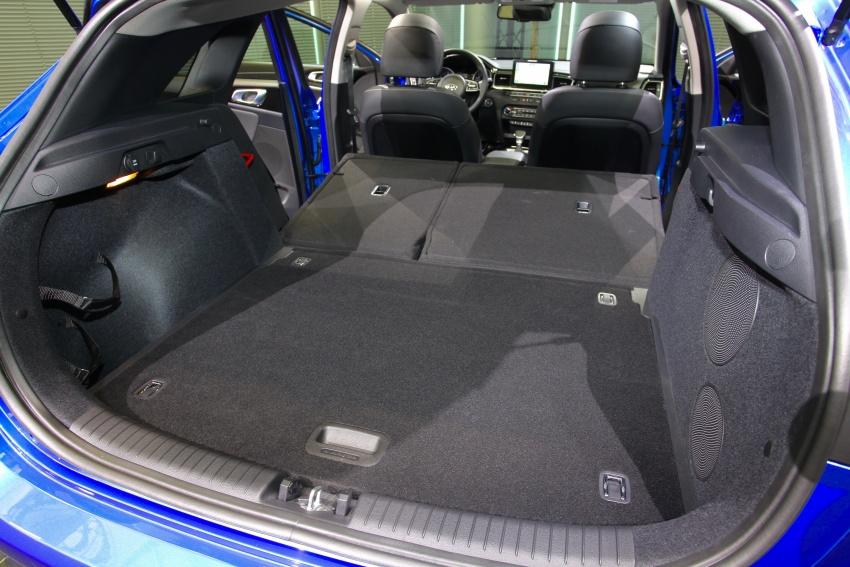 Kia Ceed didedah menjelang Geneva Motor Show – terima gaya, nama baharu dan lebih banyak teknologi Image #780064