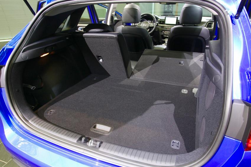 Kia Ceed didedah menjelang Geneva Motor Show – terima gaya, nama baharu dan lebih banyak teknologi Image #780066