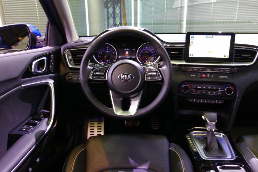 Kia Ceed didedah menjelang Geneva Motor Show – terima gaya, nama baharu dan lebih banyak teknologi Image #780068