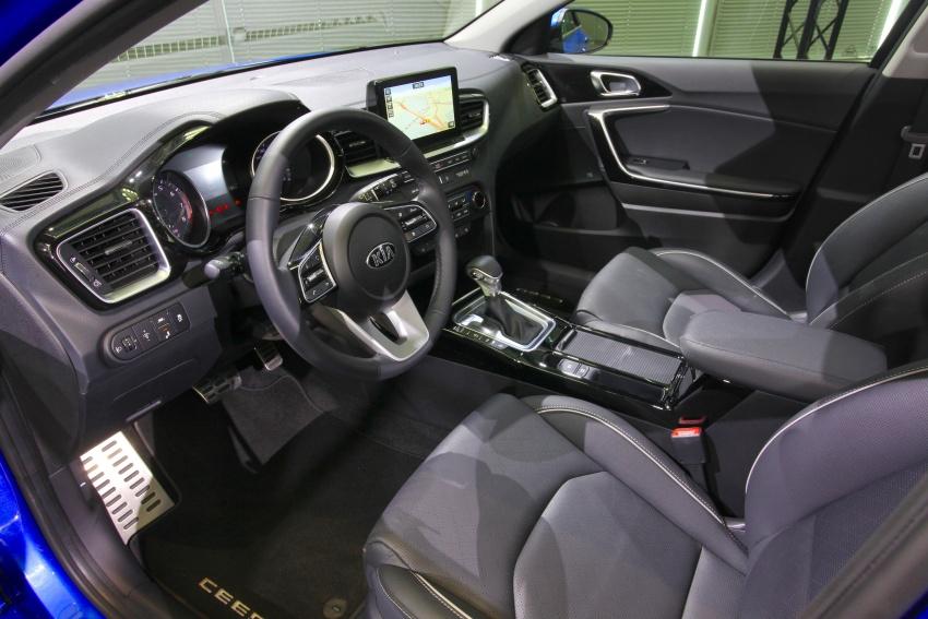 Kia Ceed didedah menjelang Geneva Motor Show – terima gaya, nama baharu dan lebih banyak teknologi Image #780070