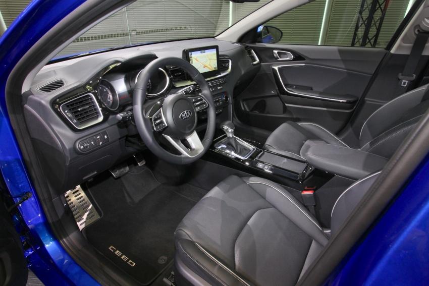 Kia Ceed didedah menjelang Geneva Motor Show – terima gaya, nama baharu dan lebih banyak teknologi Image #780073