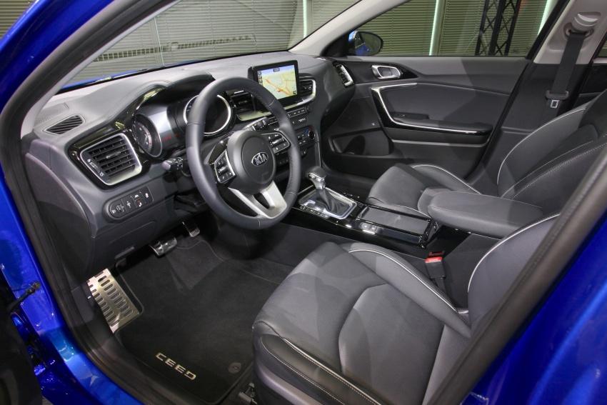 Kia Ceed didedah menjelang Geneva Motor Show – terima gaya, nama baharu dan lebih banyak teknologi Image #780075
