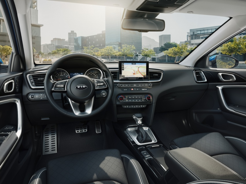 Kia Ceed revealed ahead of Geneva Motor Show – third-gen model gets new styling, name, more tech Image #779666