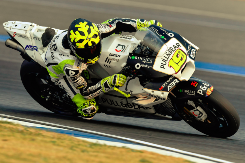MotoGP Winter Test: Pedrosa fastest, Hafizh 21st Image #779853
