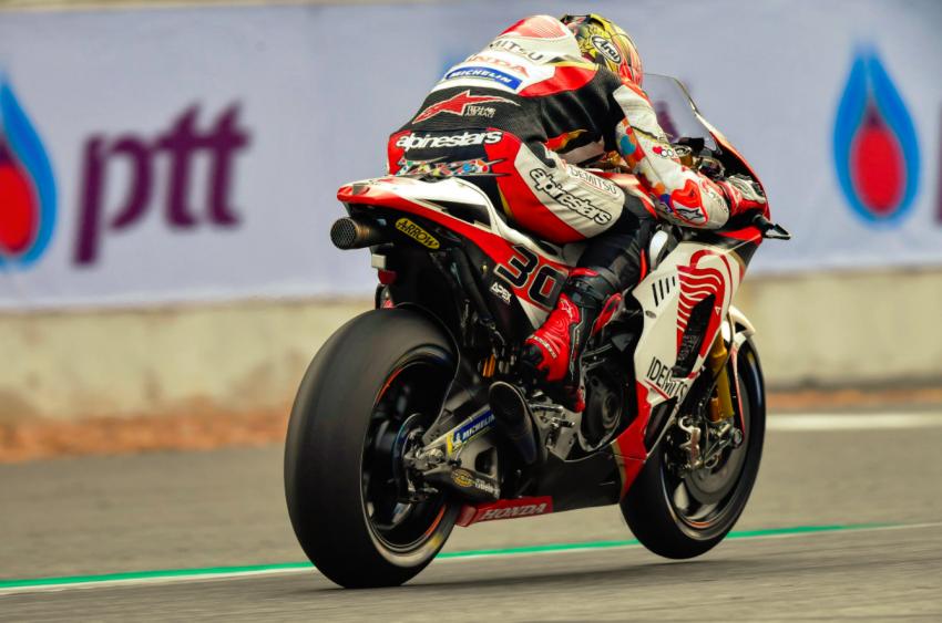 MotoGP Winter Test: Pedrosa fastest, Hafizh 21st Image #779858