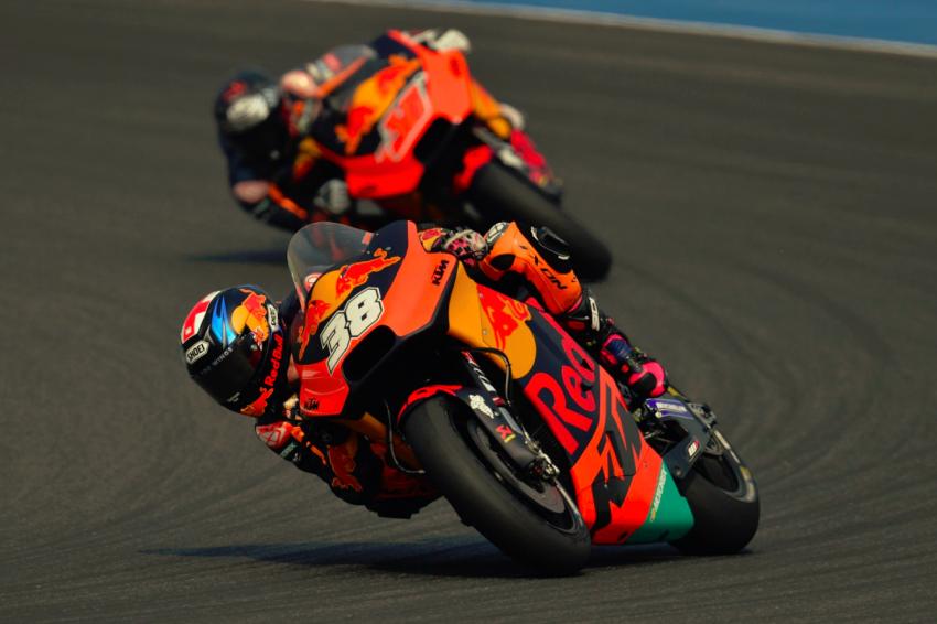 MotoGP Winter Test: Pedrosa fastest, Hafizh 21st Image #779842