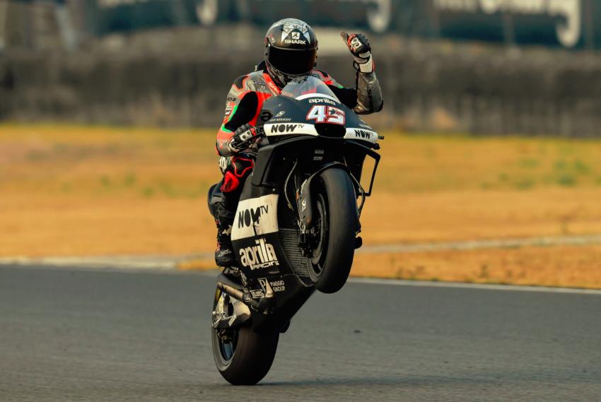 MotoGP Winter Test: Pedrosa fastest, Hafizh 21st Image #779862