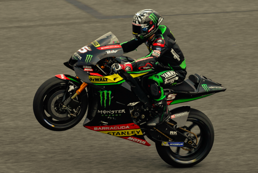 MotoGP Winter Test: Pedrosa fastest, Hafizh 21st Image #779869
